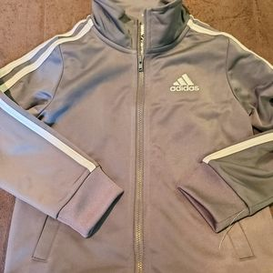 Nwt Adidas athletic jacket boys 4 new